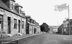 Stuartfield, Knock Street c.1960
