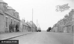 Stuartfield, Mill Street, From The Mill c.1960