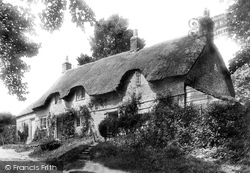 Studland, Cottages 1899