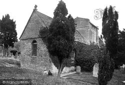 Studland, St Nicholas' Church 1918