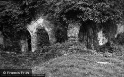 Sturminster Newton, Castle 1952