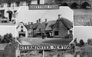Example photo of Sturminster Newton