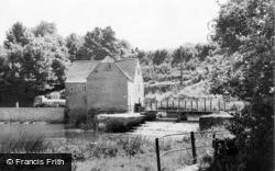 Sturminster Newton, The Mill c.1960