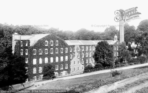 Wilmslow,Styall Mill 1897,Cheshire