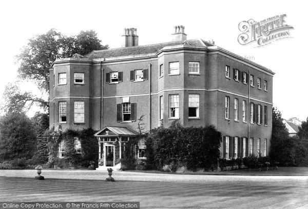 Styche Hall photo