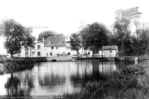 Sudbury,Brundon Mill 1895,Norfolk