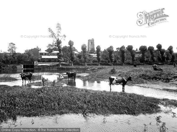 Sudbury, Floodgate Pool 1932