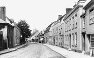 Sudbury, Friars Street 1895