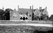 Sudbury, Grammar School 1904