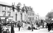 Sudbury, Market 1904