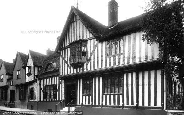 Sudbury, Salters Hall 1900
