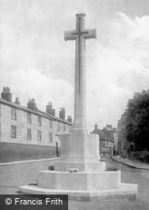 Sudbury, War Memorial 1923