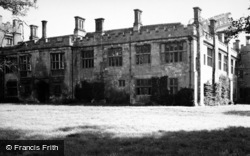 1951, Sudeley Castle