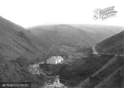 Sulby, Glen And Snaefell 1894