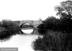 Sulby, The Bridge 1894