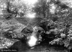 Sulby, Tholt-E-Will Bridge 1894
