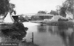 Sunbury, Bridge 1890