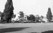 Sunbury, Rivermead Island c1955
