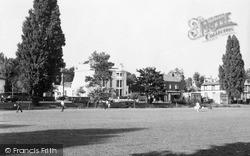 Sunbury, Rivermead Island c.1955