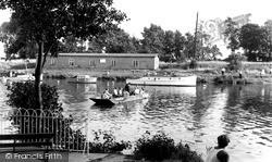 Sunbury, The Ferry c.1955