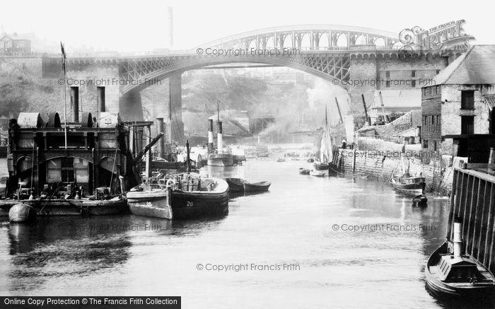 Sunderland, Bridges 1900