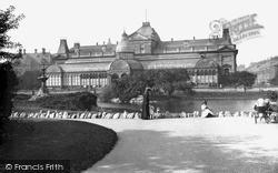 Sunderland, Mowbray Park c.1900