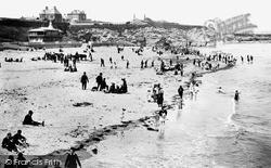 Sunderland, Roker Sands 1900