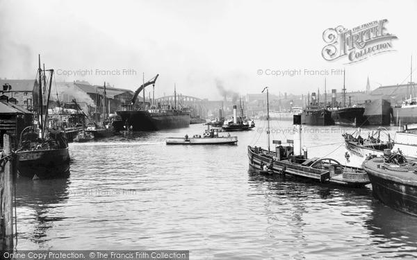 Sunderland, Shipyards on the Wear c1900