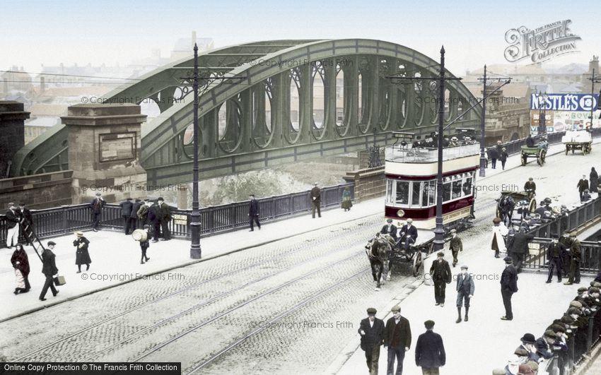 Sunderland, the Bridges 1900