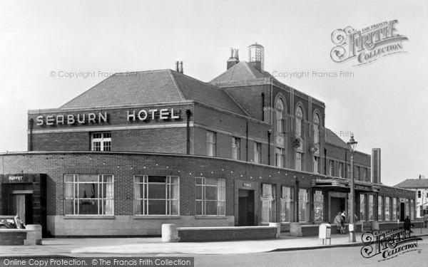 Sunderland, the Seaburn Hotel c1955