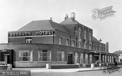 Sunderland, The Seaburn Hotel c.1955