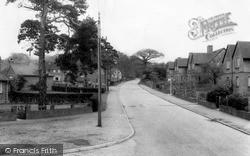 Sunningdale, Bedford Lane c.1960