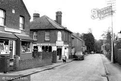Sunningdale, Coworth Road c.1960