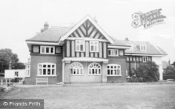Sunningdale, Dormy House B.O.A.C c.1960