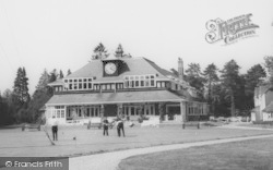 Sunningdale, Golf Club House c.1965
