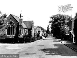 Sunningdale, High Street c.1960
