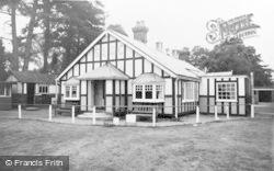 Sunningdale, Ladies Golf Club House c.1955