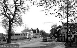 Sunningdale, London Road c.1955