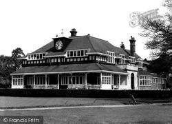 Sunningdale, The Club House c.1960