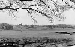 Sunningdale, The Golf Course c.1955