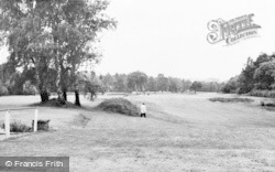 Sunningdale, The Golf Links c.1960
