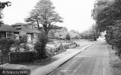 Sunninghill, Bagshot End c.1960