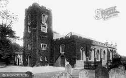 Sunninghill, Church Of St Michael And All Angels 1901