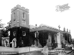 Sunninghill, Church Of St Michael And All Angels 1934