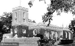 Sunninghill, Church Of St Michael And All Angels c.1955