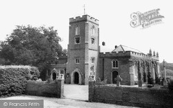 Sunninghill,  Church Of St Michael And All Angels c.1960