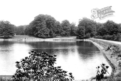 Sunninghill, Park And Lake 1901