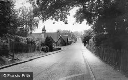 Sunninghill, The Village c.1960