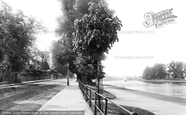 Surbiton, St Raphael's Church, Portsmouth Road 1893