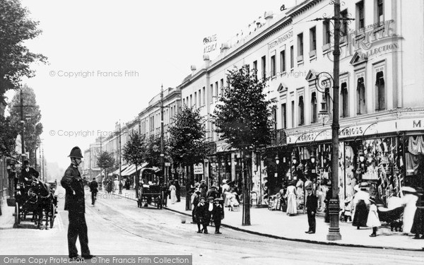 Surbiton, Victoria Road c1900